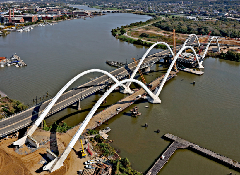 DMY An Important Partner During The Construction Of The New Frederick Douglass Bridge